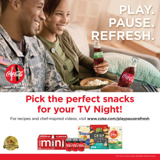 Play. Pause. Refresh.  Click here for recipes and more.
