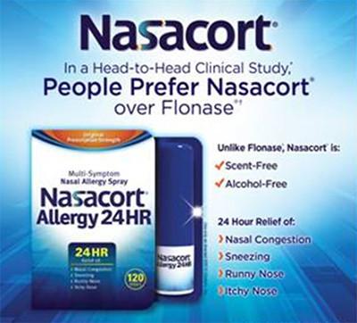 Nasacort coupon june 2018
