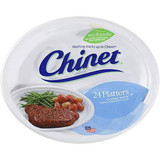 Chinet Classic White™ Platters