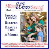Visit Military Wives Saving for Great Tips!