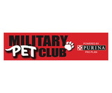 Join the Pro Plan Military Pet Club