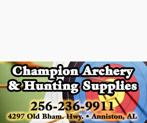 CHAMPION ARCHERY & HUNTING SUPPLIES