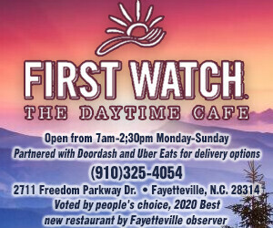 FIRST WATCH FAYETTEVILLE