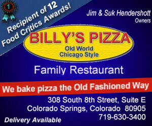 BILLYS OLD WORLD PIZZA