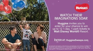 Enter For a Chance To Win <em>Walt Disney World®</em> Resort Tickets!