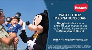 Enter For a Chance To Win Disneyland® Resort Tickets!
