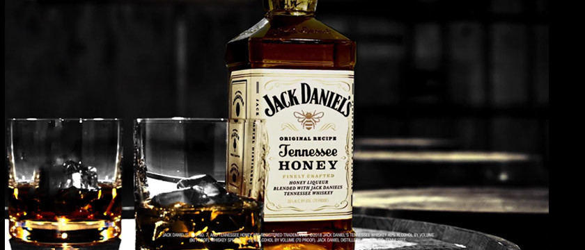 Featuring Jack Daniel's Tennessee Honey!