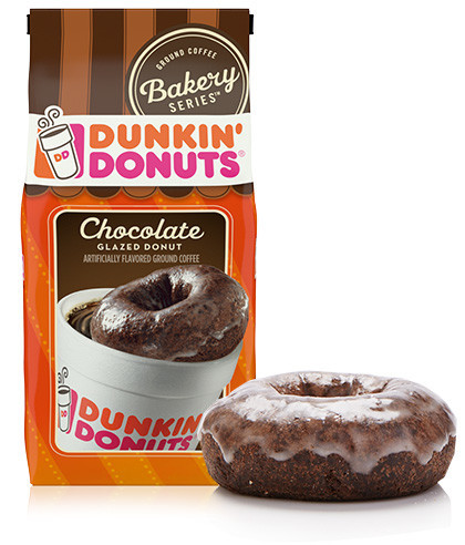 Dunkin' Donuts® Bakery Series Chocolate Glazed Donut ...