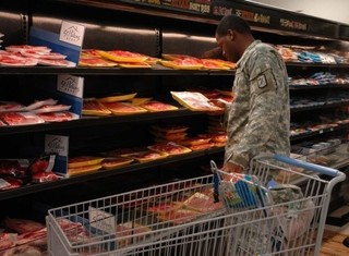 Commissary McGuire AFB