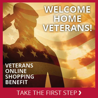 Veterans Online Shopping Benefits - Take advantage of this AAFES Hot Deal